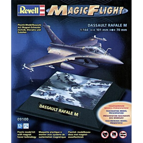 1/144 Revell Rafale M Magic Flight code 09100