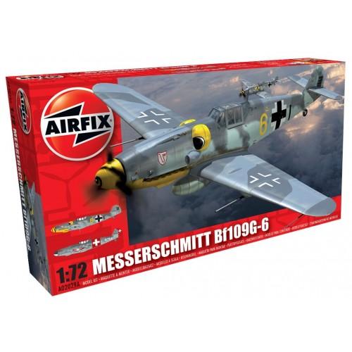 1/72 Airfix Messerscmitt Bf109 G-6 02029