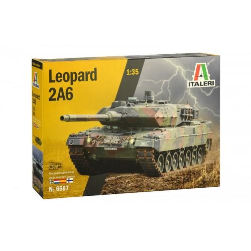 1/35 Italeri Leopard 2A6 6567
