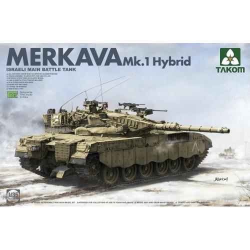 1/35 Takom IDF Merkava Mk.I Hybrid 2079