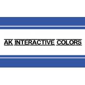 AK Interactive colors acrylic paints (27)