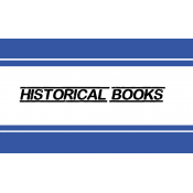 Historical Books (0)