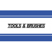 Tools & Brushes (0)