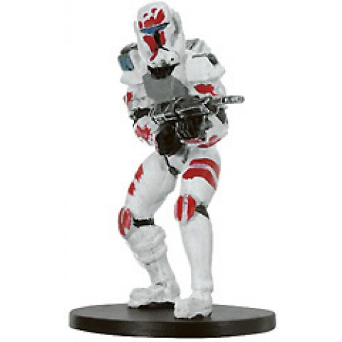 Star Wars Champions of the Force 36 Republic Commando - Sev