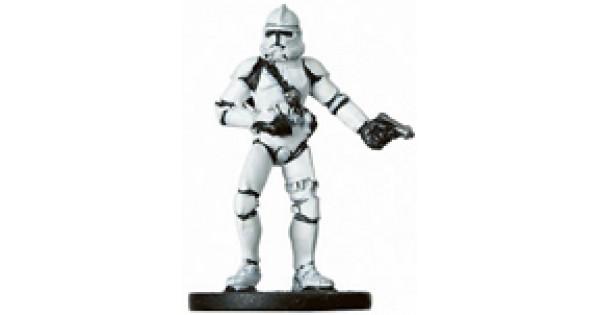 Star Wars Revenge Of The Sith 11 Clone Trooper Gunner
