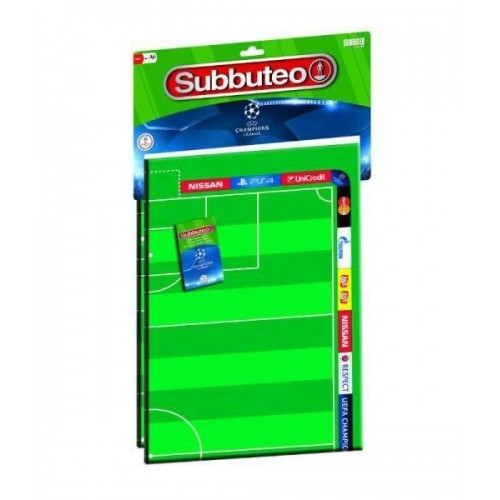 Subbuteo New Champions League Pitch