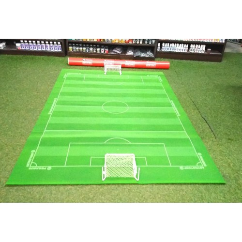 ASTROTURF Pegasus rubber back  full size with Horizontical pitch  stripes and fantastic new sliding