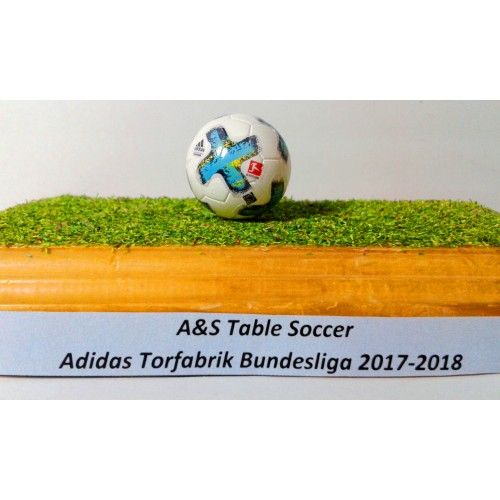 A&S Table Soccer Adidas Torfabrik 2017-2018 Bundesliga