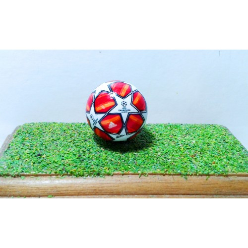 Subbuteo Andrew Uefa Champions League 2018-19 Final on new top quality balls