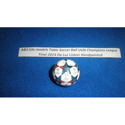 A&S kits-models Table Soccer Uefa Champions League Da Luz Lisbon 2014