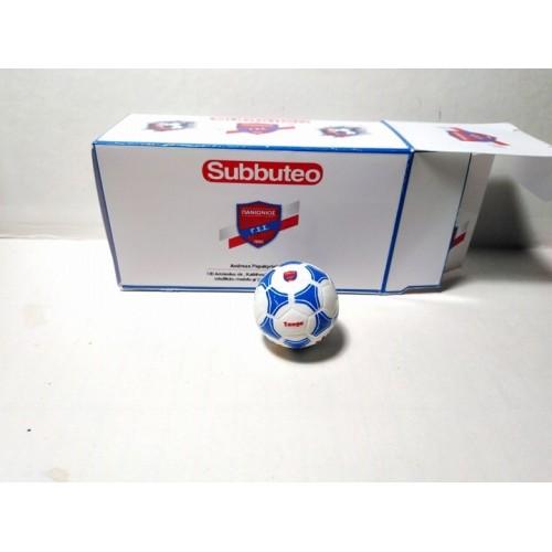 Subbuteo Andrew Table Soccer Strike Pro balls Panionios Tango adidas in new box