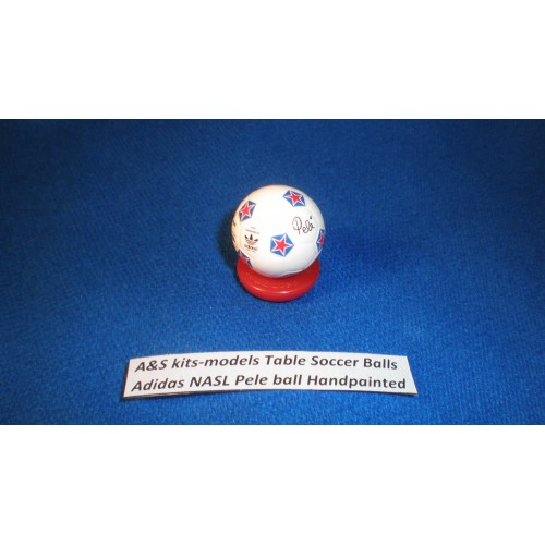 A&S kits-models Table Soccer Adidas NASL Pele signature ball