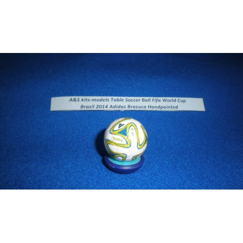 A&S Table Soccer Adidas Brazuca Fifa World Cup 2014 Brazil