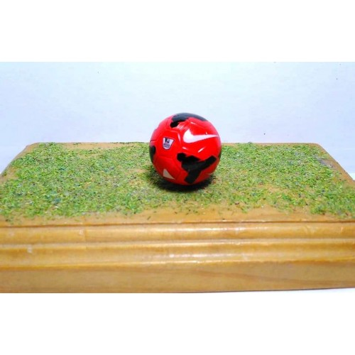 Subbuteo Andrew Table Soccer Nike EPL Premier League red ball 2013
