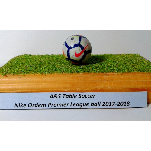 A&S Table Soccer Nike Ordem Premier League 2017-2018