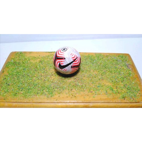 Subbuteo Andrew Table Soccer Nike Flight Premier League ball first Round