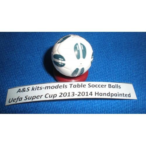 A&S kits-models Table Soccer Balls Uefa Super Cup 2013-2014