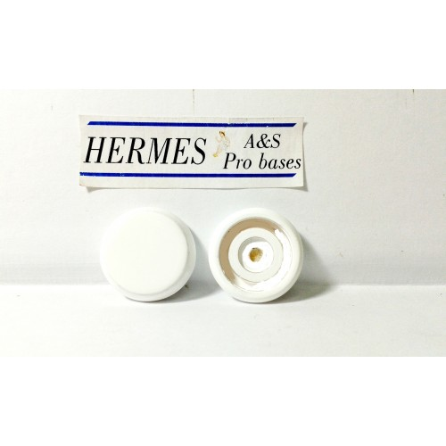 Hermes Pro Bases White (set of 12)