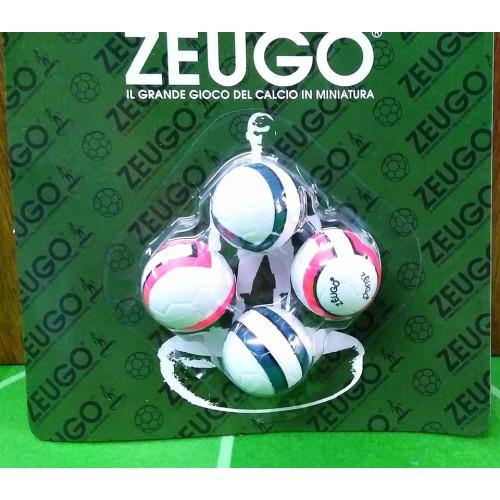 Zeugo two color balls