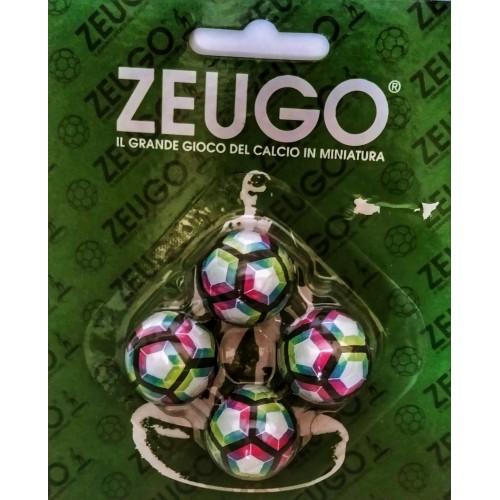 Zeugo Premier League, La Liga, Serie A Balls