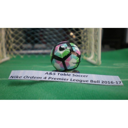A&S Table Soccer Nike Ordem IV Premier League 2016-2017