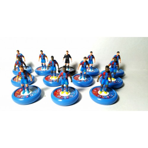 Subbuteo Andrew Table Soccer Crystal Palace 2018-19 on Aeolus Pro Bases