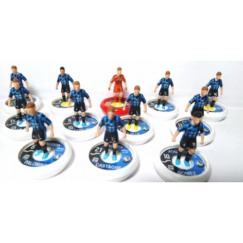 Subbuteo Andrew Table Soccer Atalanta 2019-20 on Aeolus Professional bases