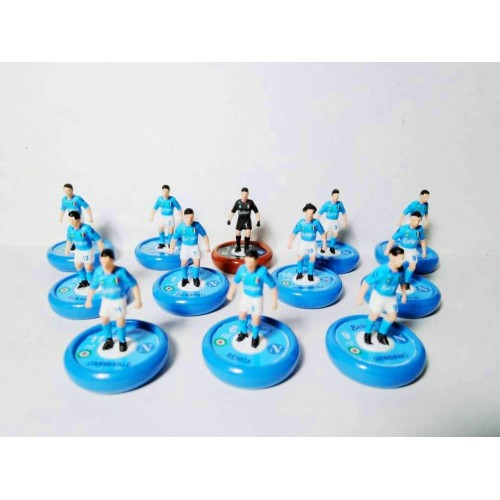 Subbuteo Andrew Table Soccer Napoli 1986-87 on Zeus Pro Bases