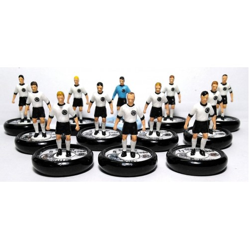 Subbuteo Andrew Table Soccer Germany World Cup team 1966 on WSB Professional bases
