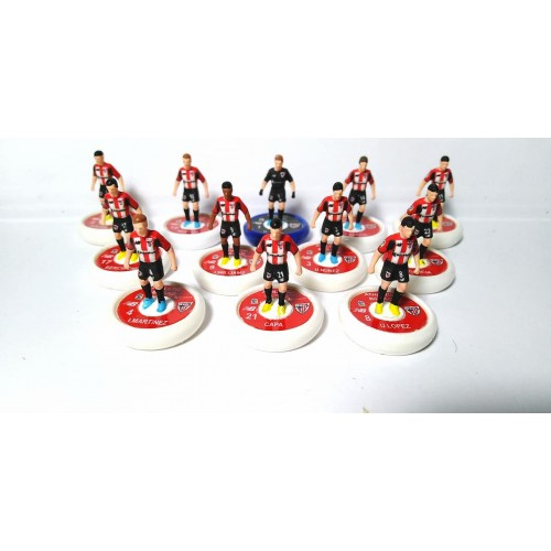 Subbuteo Andrew Table Soccer Athletic Bilbao 2019-20 on Zeus Professional Bases