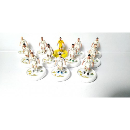 Subbuteo Andrew Table Soccer Real Madrid ????????2019-20 on Aeolus Professional Bases