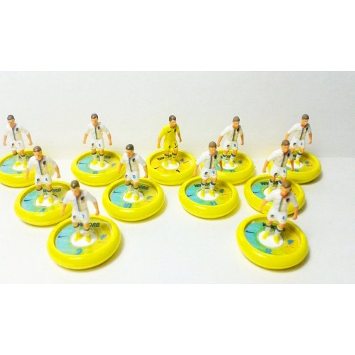 Subbuteo Andrew Table Soccer Winorb official team on Hermes Pro Bases