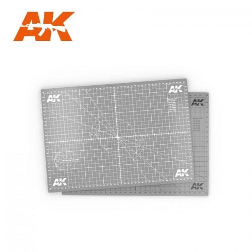 AK AK SCALE CUTTING MAT A4 AK8209-A4